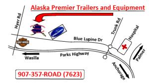 AK Premier Lot Map
